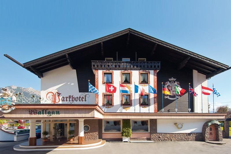 Sommerurlaub im Parkhotel Wallgau