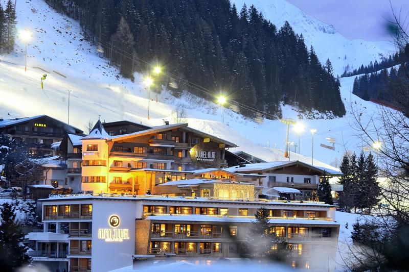 Winterurlaub im Hotel Alpin Juwel