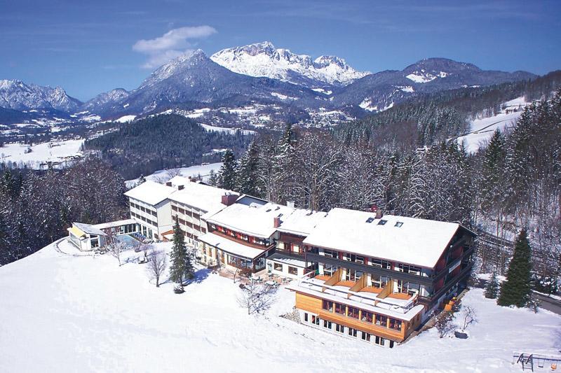 Winterurlaub im Alm- & Wellnesshotel Alpenhof in Schönau am Königssee