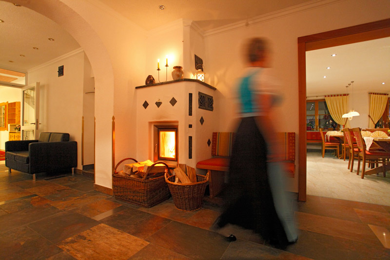 Ambiente im Hotel Arnika in Oberammergau