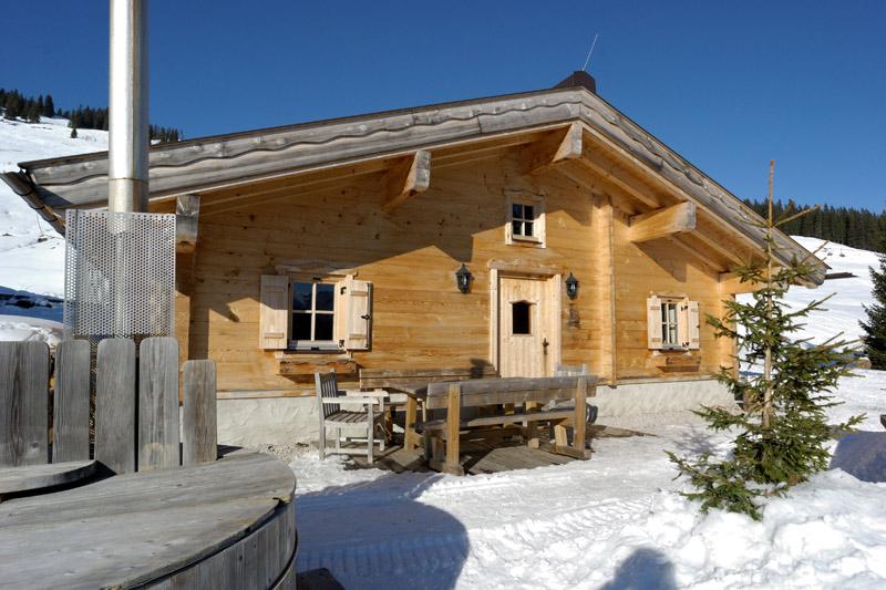 Hüttenurlaub in der Bachalm 2006
