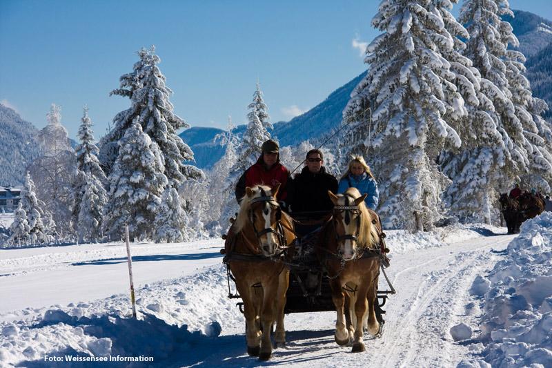 Wintertraum Weissensee