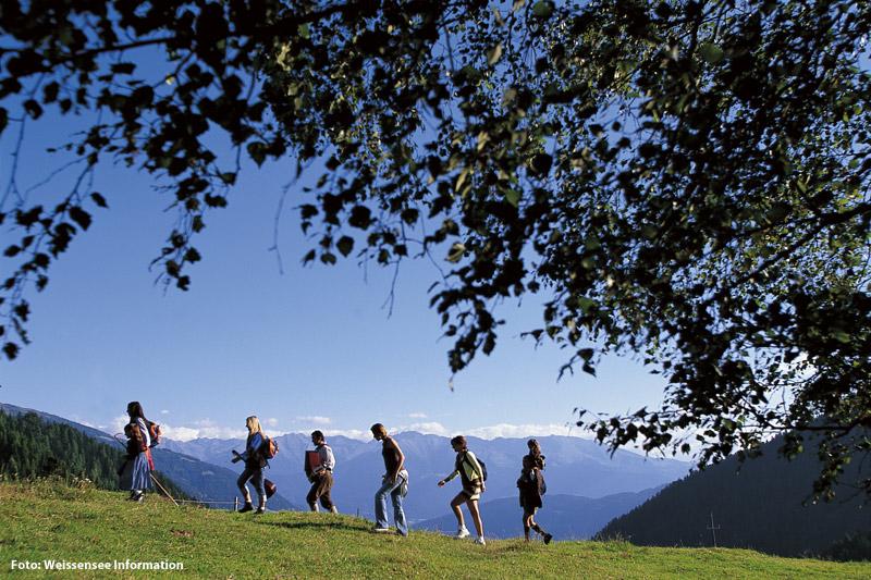 Geführte Wanderungen am Weissensee in Kärnten