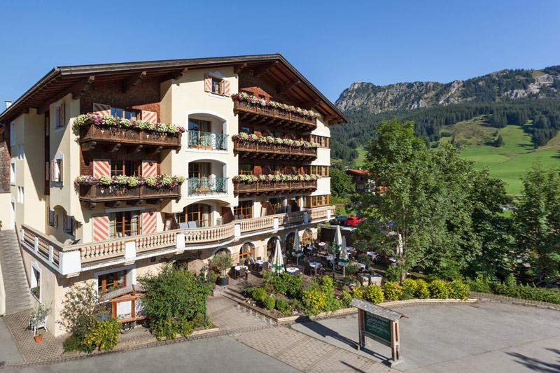 Sommerurlaub im Hotel Schwarzer Adler