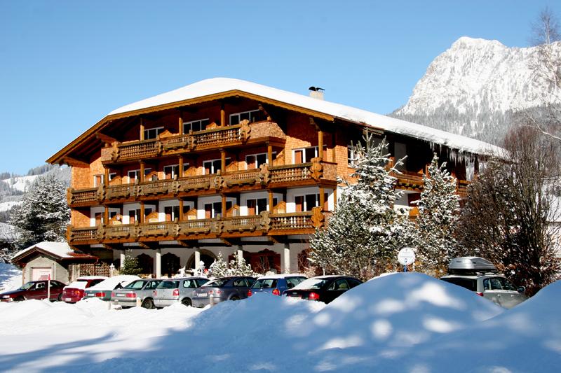Winterurlaub im Hotel Schwarzer Adler im Tannheimer Tal