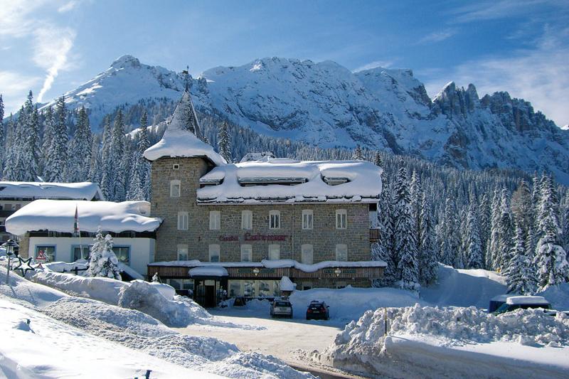 Castel Latemar Winterurlaub