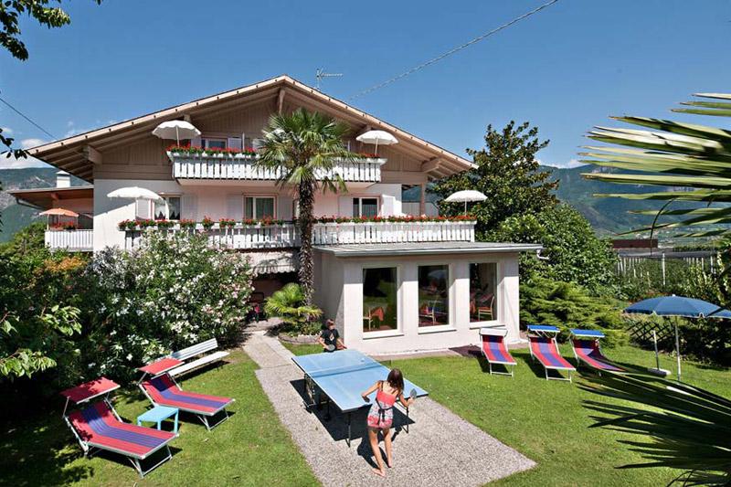 Sommerurlaub Hotel Appartements Lahngut
