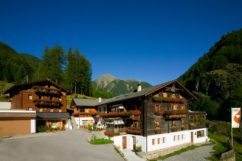Sommerurlaub im Hotel Gasthof Oberraindlhof