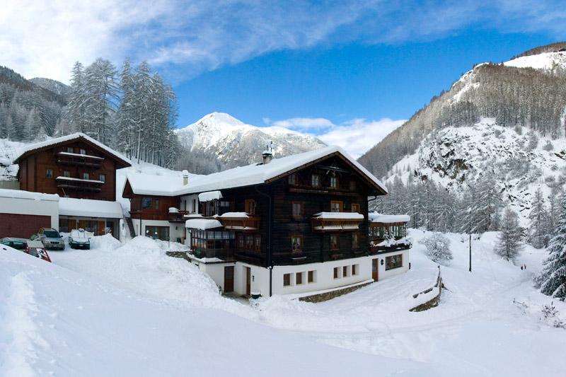 Winterurlaub im Hotel Gasthof Oberraindlhof