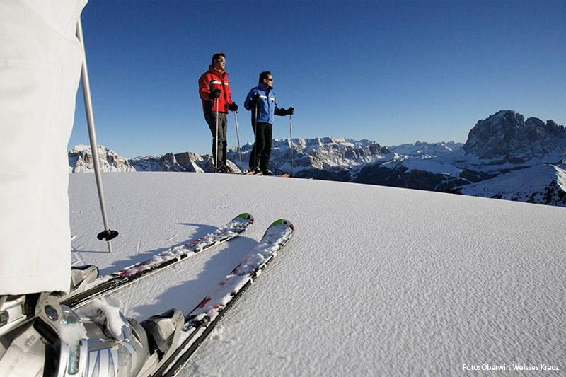 Skiurlaub im Hotel Oberwirt Weisses Kreuz