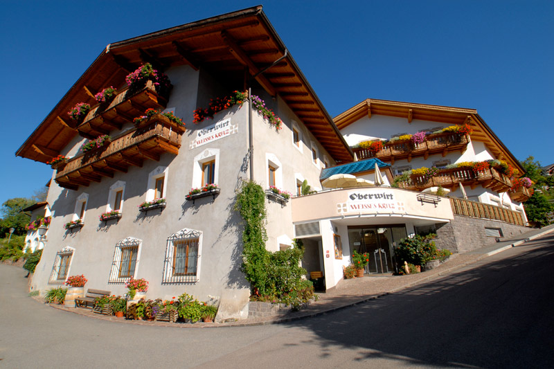 Sommerurlaub im  Hotel Oberwirt Weisses Kreuz