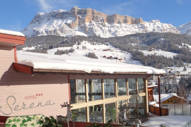 Winterurlaub im Hotel Serena in Alta Badia