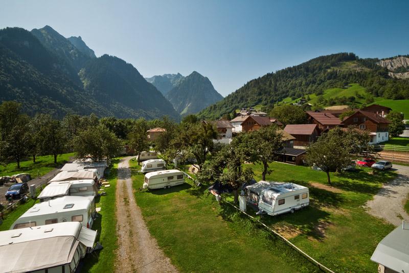 Heidis Campingplatz