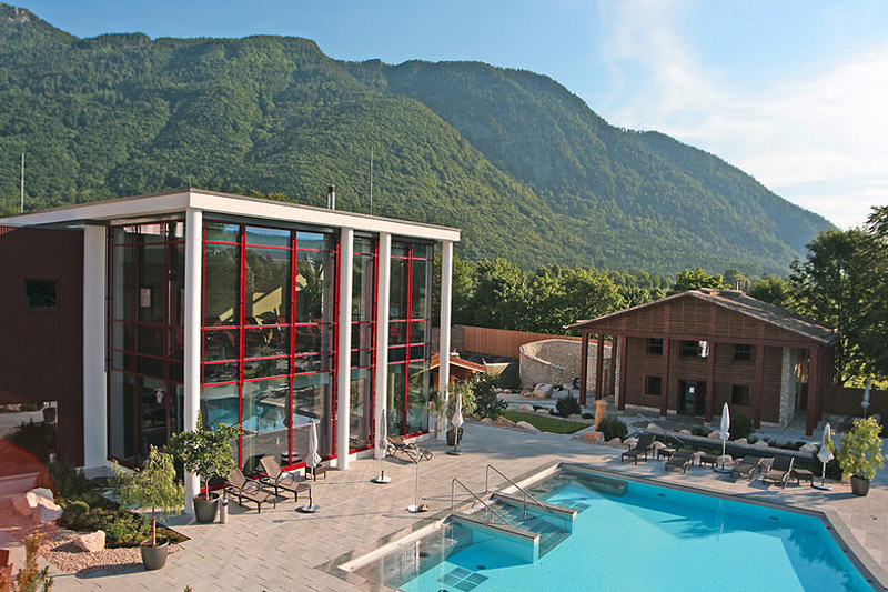 Rupertus Therme in Bad Reichenhall