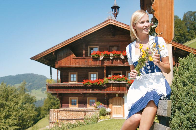 Sommerurlaub in der Wildschönau in den Kitzbüheler Alpen/ Tirol