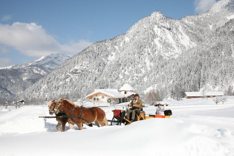 Romantikurlaub in den Kitzbüheler Alpen - St. Johann