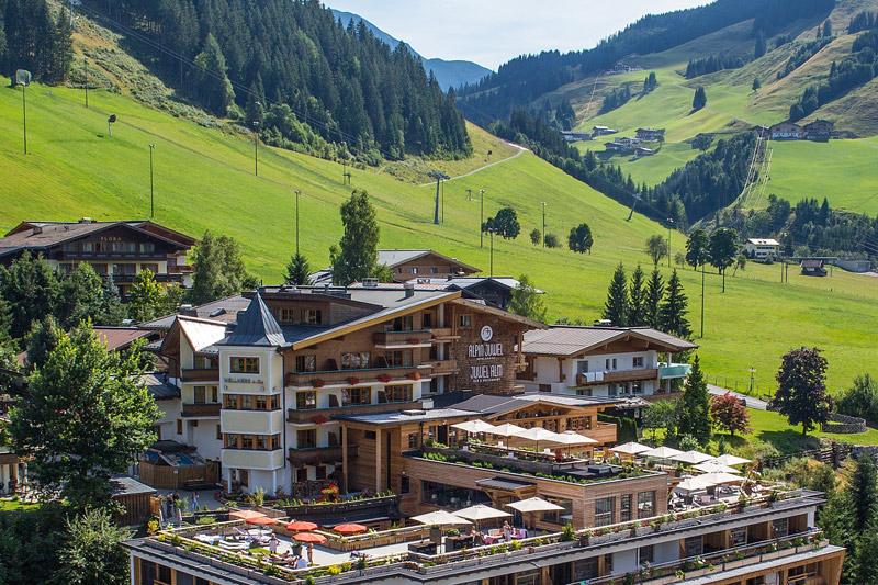 Sommerurlaub im Hotel Alpin Juwel