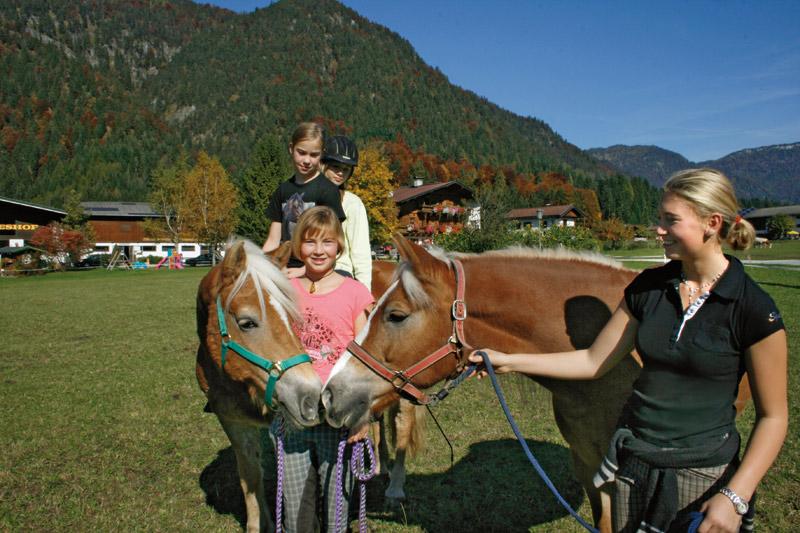 Reiterferie im Hotel Gut Hanneshof in den Kitzbüheler Alpen