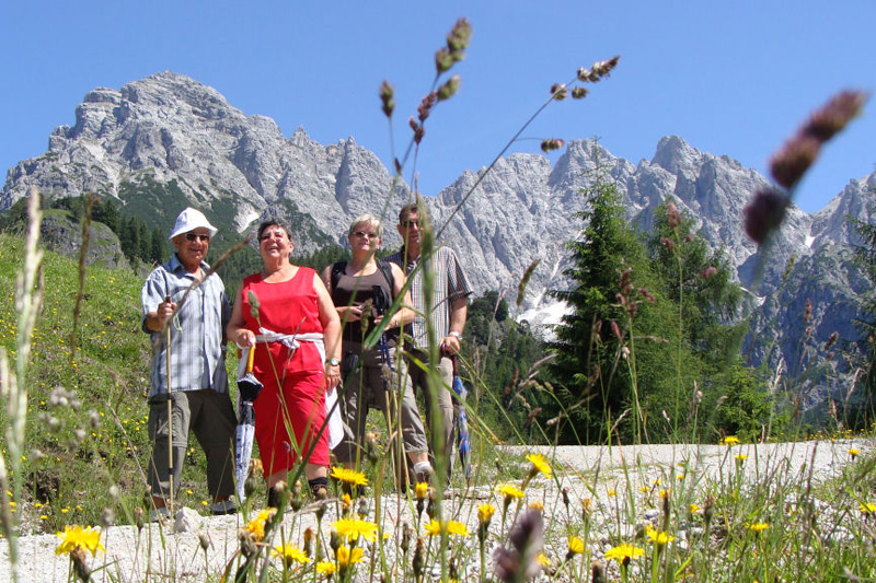 Geführte Wandertouren mit Tiroler Bergspezialisten