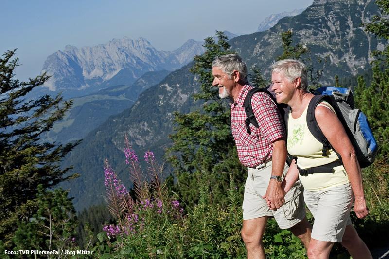 Zertifizierte österreichische Wanderdorf-Region PillerseeTal