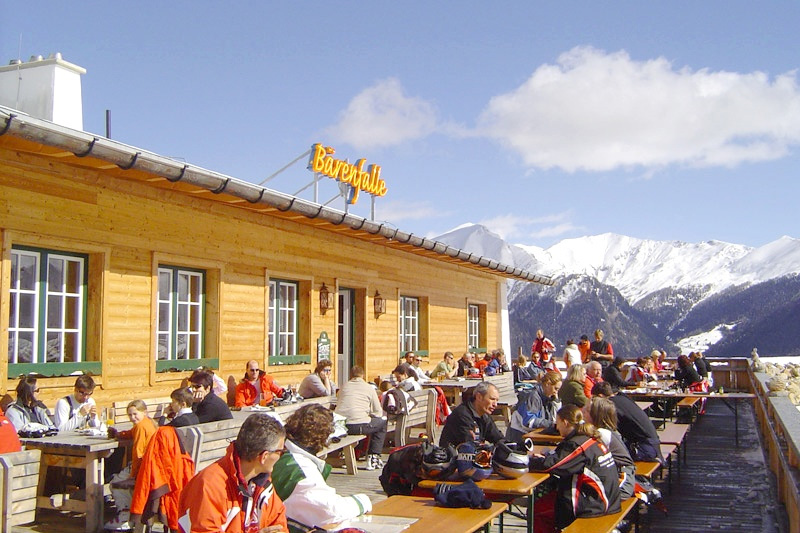 Bergeralm Restaurant Bärenfalle