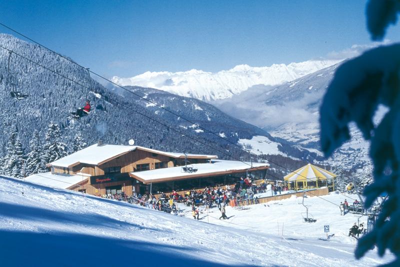 Winterurlaub im Skigebiet Bergeralm im Wipptal - Tirol