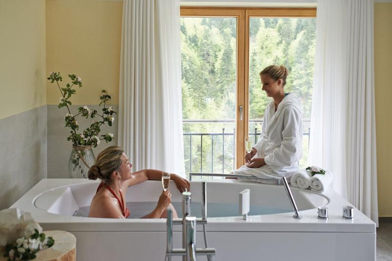 Gesundheitsurlaub im Landhotel Mauthäusl