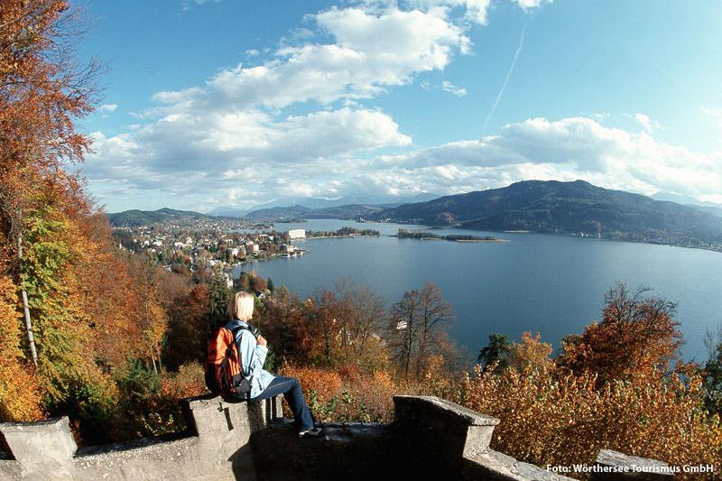 Herbsturlaub am Wörthersee