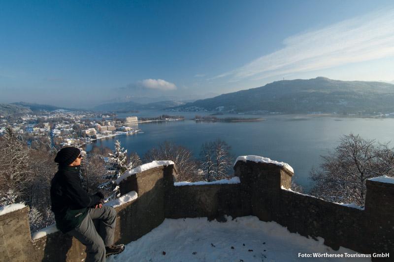 Winterurlaub am Wörthersee