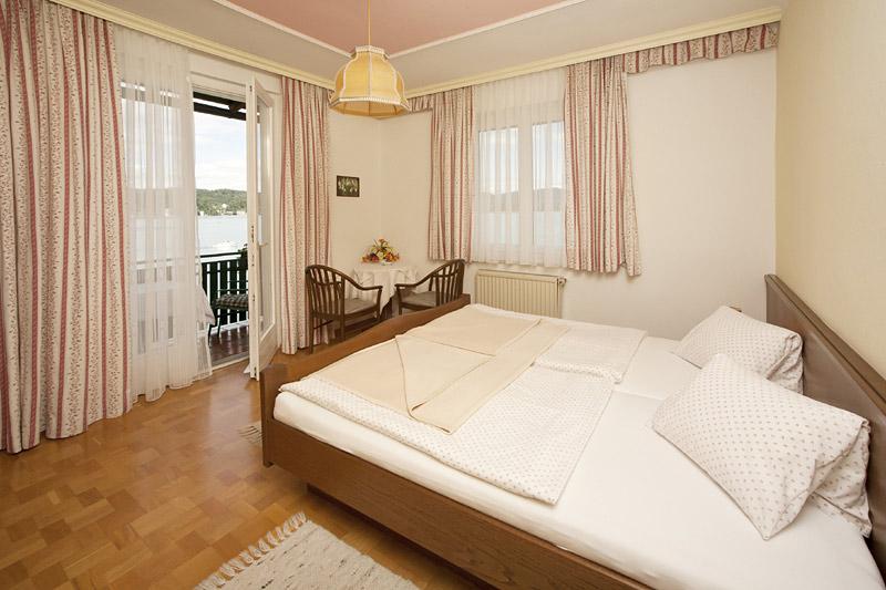 Geschmackvolle und geräumige  Zimmer und Appartements