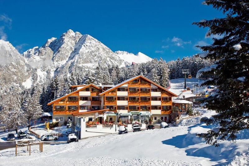 Winterurlaub im Wohlfühlhotel Falzeben