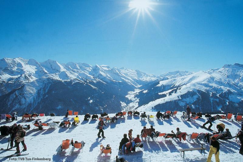 Skiurlaub im Skigebiet Hintertuxer Gletscher, tiroler Zillertal