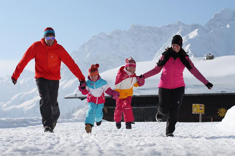 Familienurlaub im sonnenverwöhnten Kleinwalsertal
