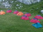 Kurzurlaub im Zelt: Darauf sollte geachtet werden