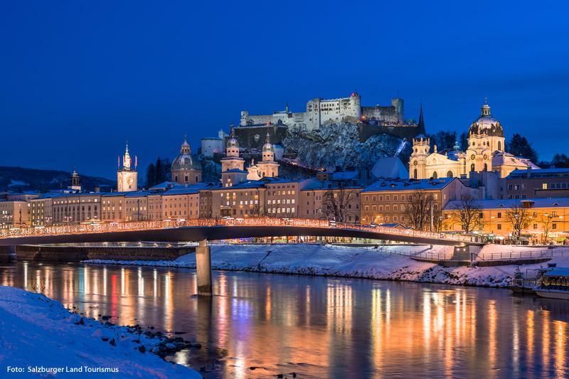 25 Autominuten nach Salzburg