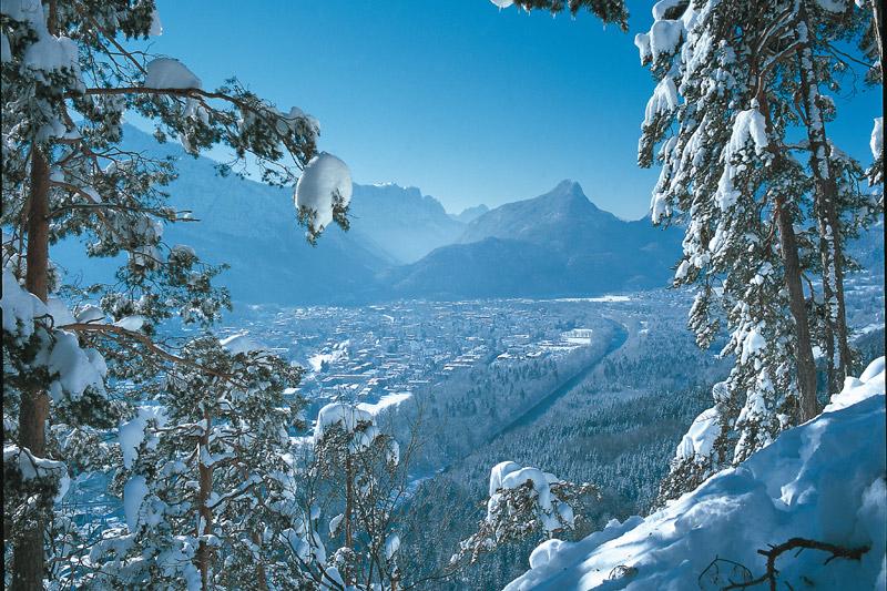 Winterurlaub in Bad Reichenhall