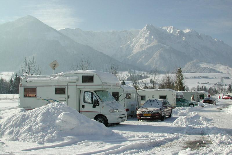 Der 4-Sterne Campingplatz hat ganzjährig geöffnet