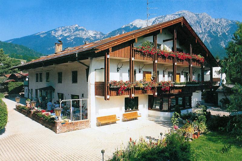 Sommerurlaub im Hotel Karlsteiner Stuben