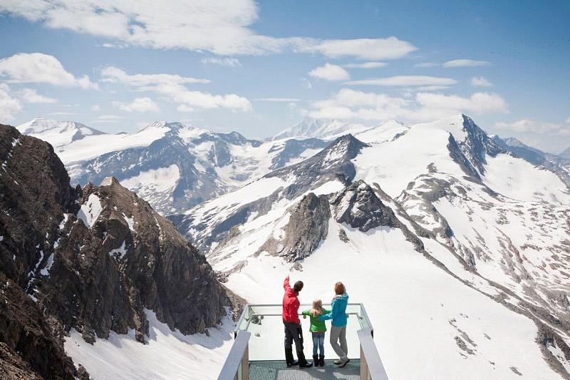 Gletscherwelt Kitzsteinhorn