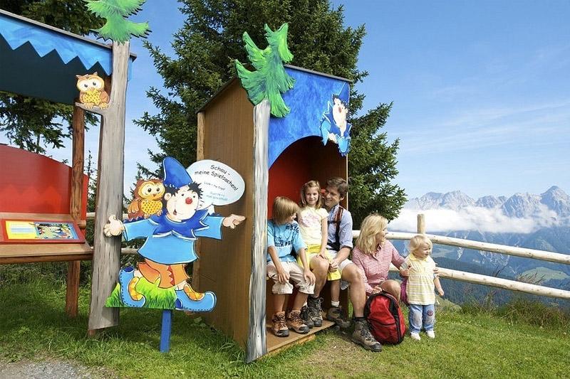 Themenwanderung am Kohlmais in Saalbach