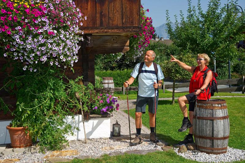 Wanderurlaub in Maishofen