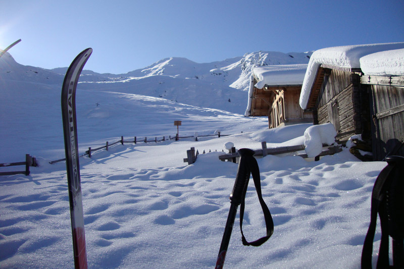 Skigebiet Ratschings