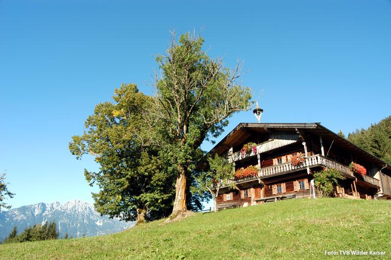 Bergdoktorwohnhaus