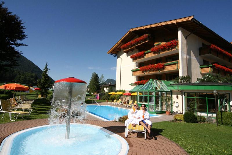 Sommerurlaub im Vitalhotel Berghof