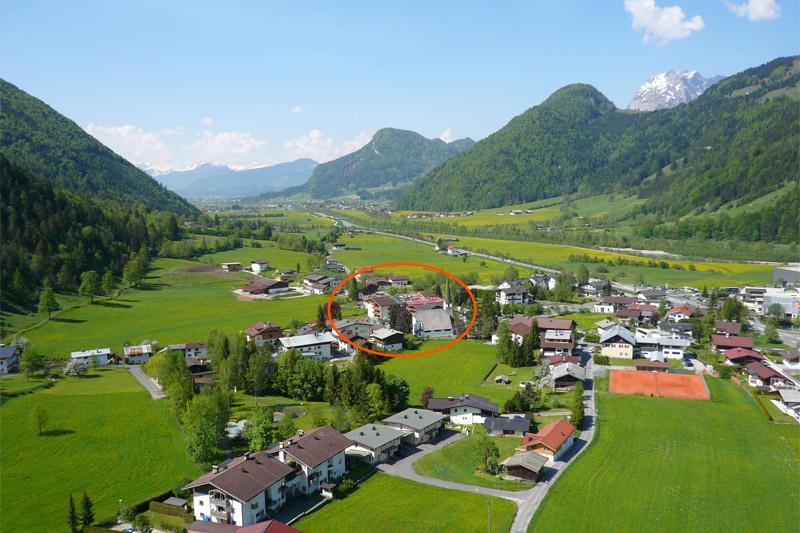 Sommerurlaub in St. Johann/ Kitzbüheler Alpen/Tirol