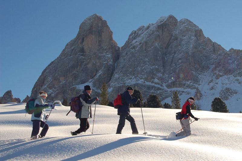Winterwandern im Eisacktal