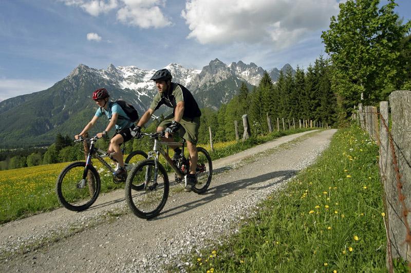 Mountainbiken im PillerseeTal/ Kitzbüheler Alpen