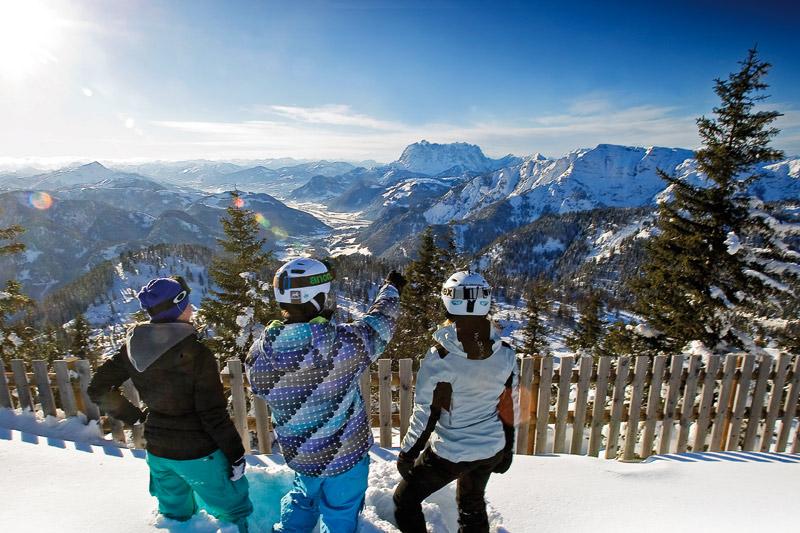 Ski-Alpin in Waidring