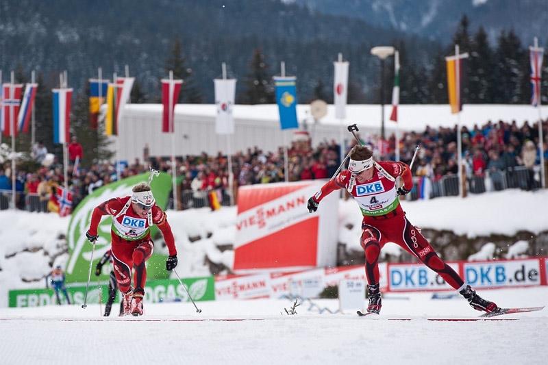 Biathlon World Cup im PillerseeTal