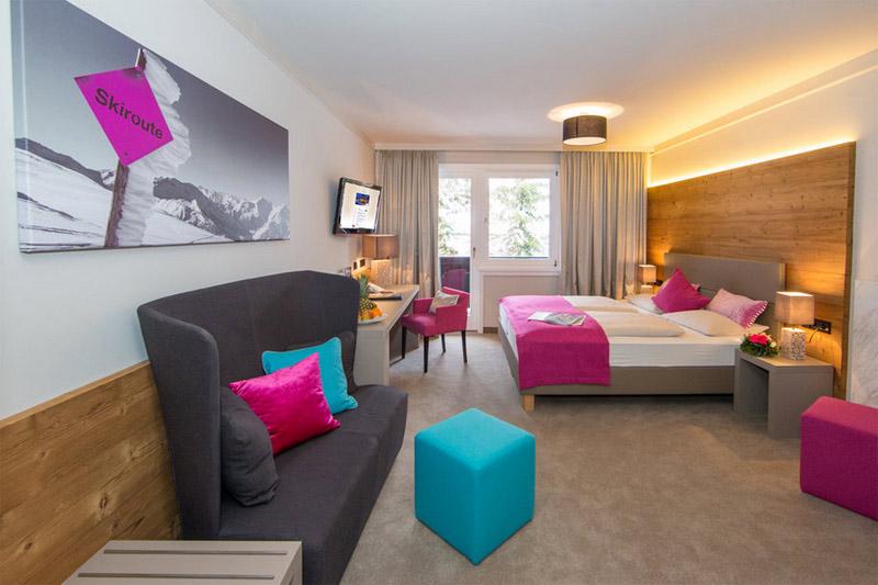 Interstar Komfort plus Zimmer